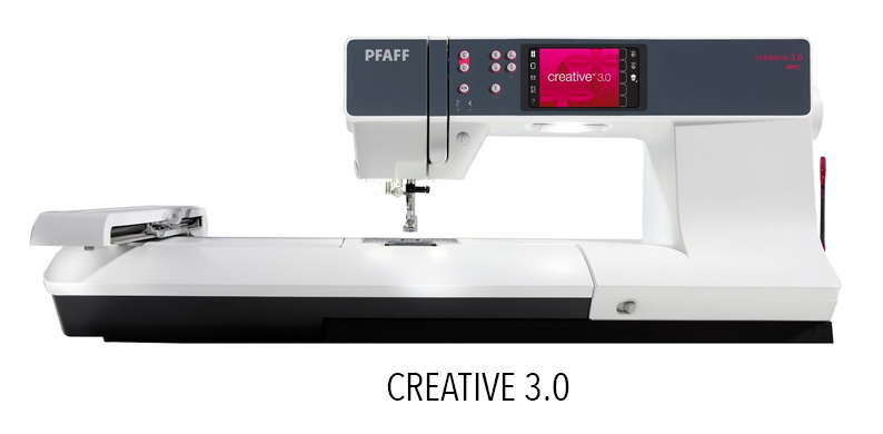 Creative 3.0 - Sewing and Embroidery Machine