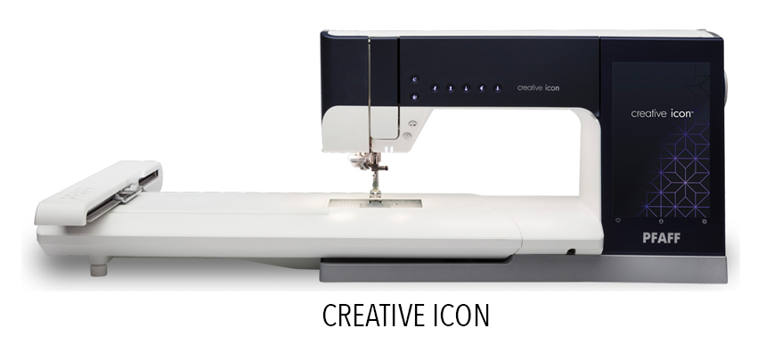 Creative Icon - Sewing and Embroidery Machine