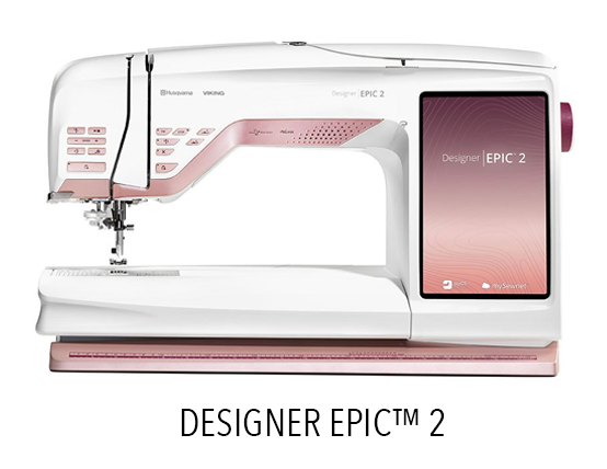 Designer Epic 2 - Designer Epic 2 - Sewing and Embroidery Machine