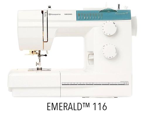 EMERALD 116 - Sewing Machine
