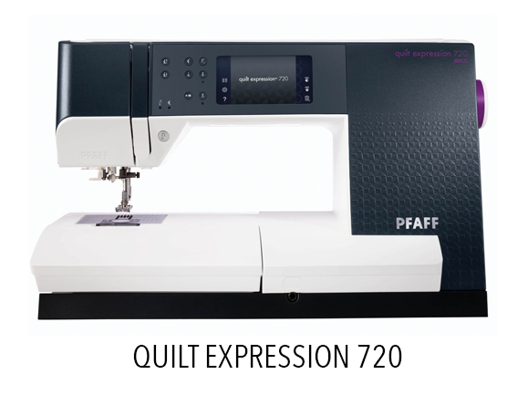 Quilt Expression 720 - Sewing Machine