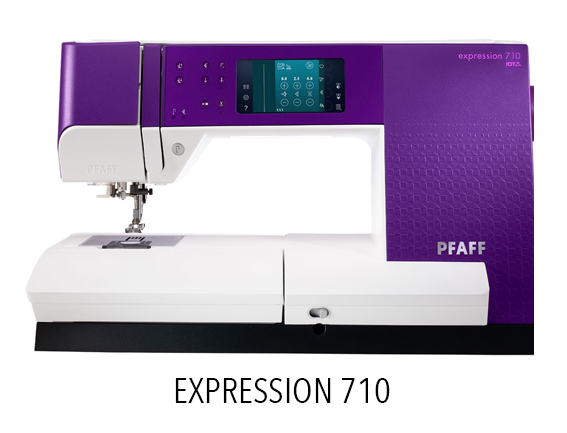 Expression 710 - Sewing Machine