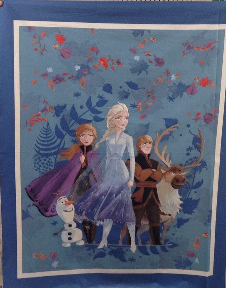 Frozen 2 Panel 36X44