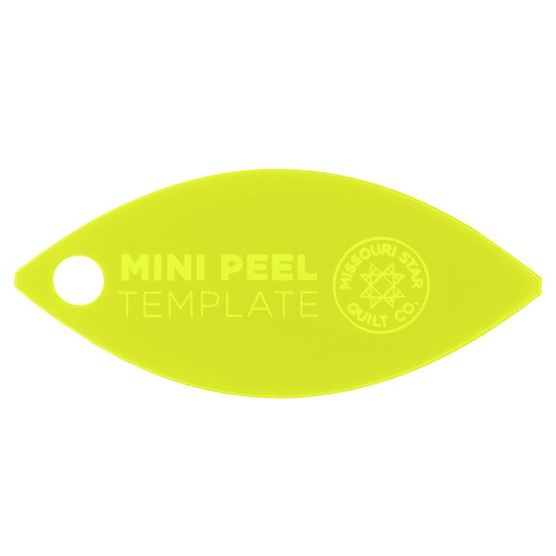MSQC Mini Orange Peel Template