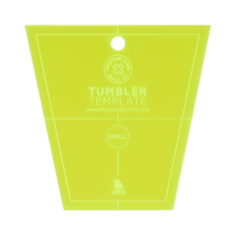 MSQC Small Tumbler Template