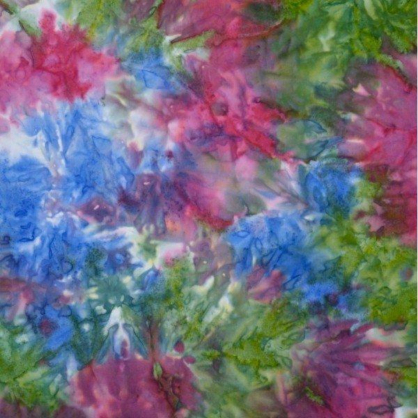 Maple Maze Jubilee Batik by Mirah