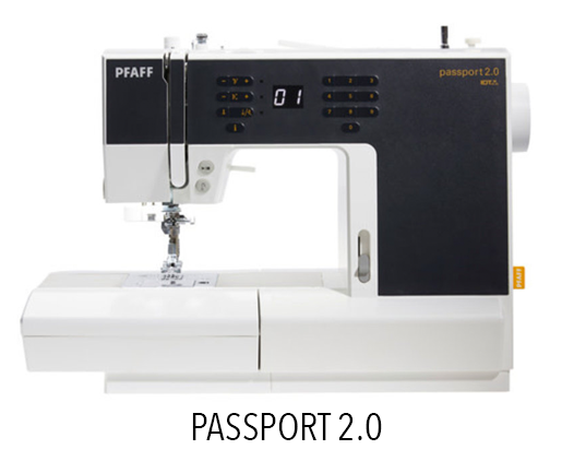 Passport 2.0 - Sewing Machine