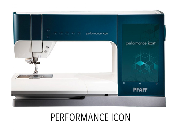 Performance Icon - Sewing Machine