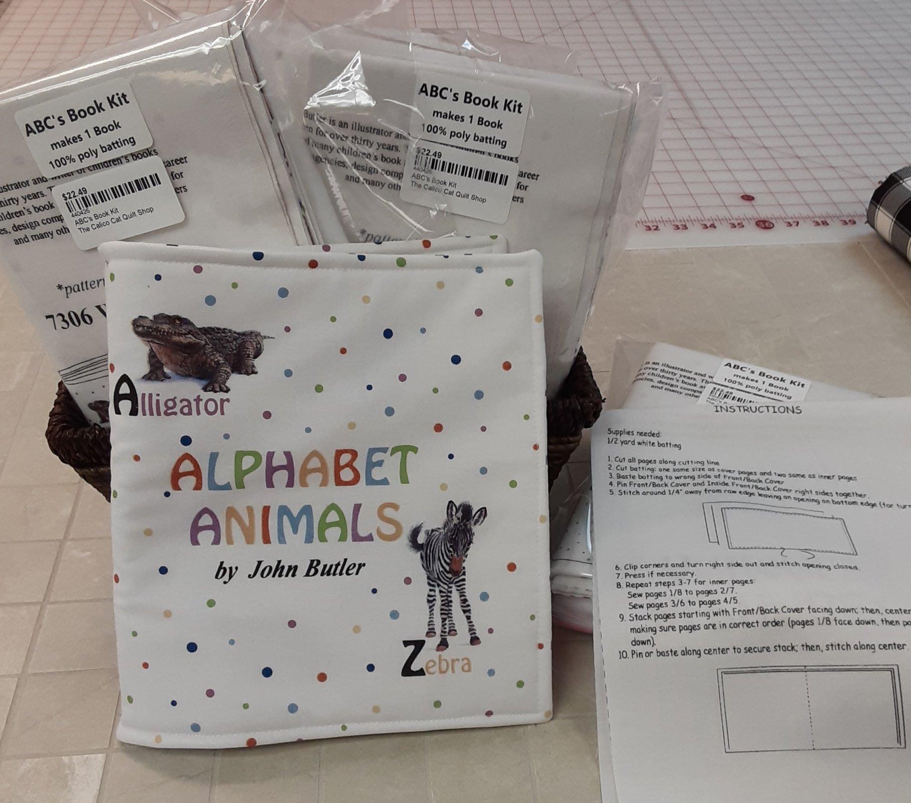 ABC's Book Kit