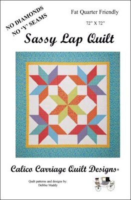 Sassy Lap Quilt