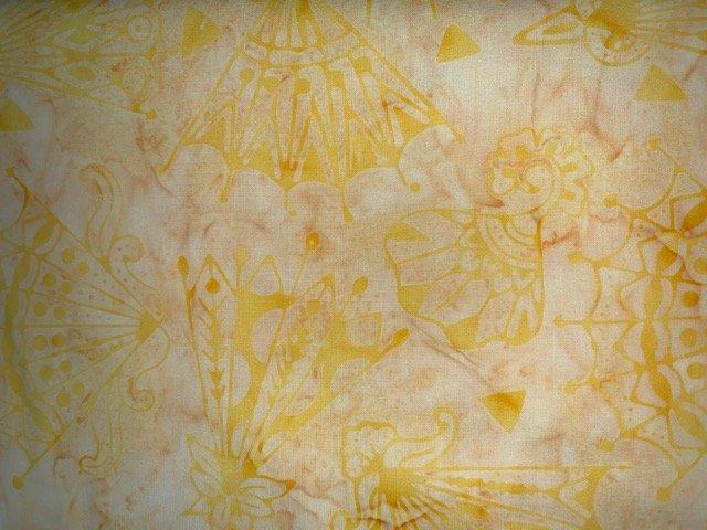 Batik Lemon Yellow CB2456