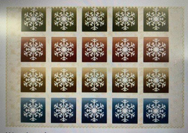 Wonder of Winter FLAN 3004 Z