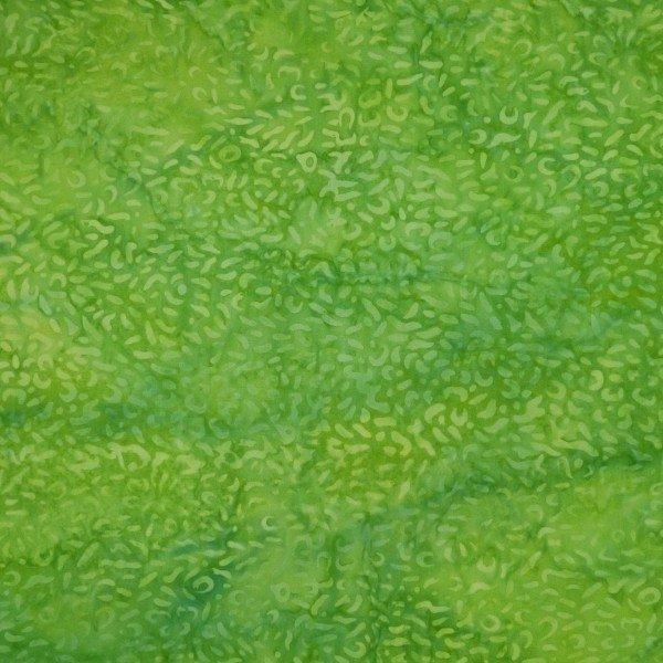 Batik by Mirah  SE-28-6589 Parkside Fabrics Green