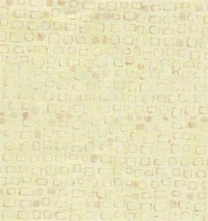 Batik Textiles 5513 Yellow w Peach Squares