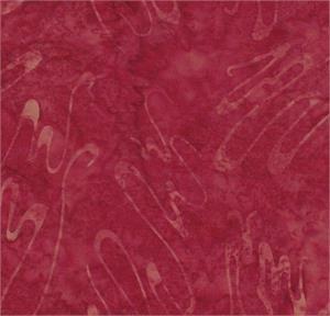 Batik Textiles 5559 Hot Pink Scribble