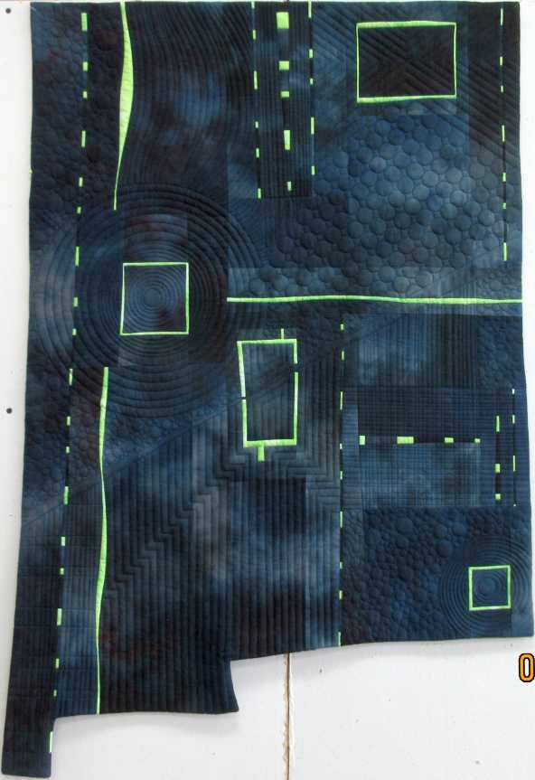 Lisa's New Mexico Nights Quilt