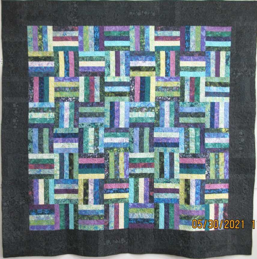 Pam's Pandemic III Quilt