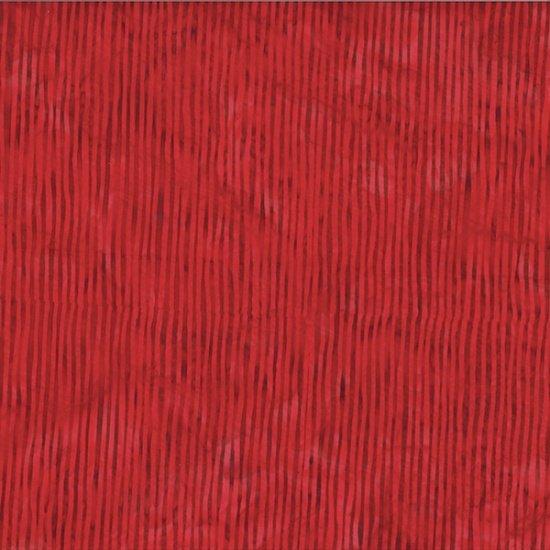 HOFFMAN R2284-78 Batik Scarlet