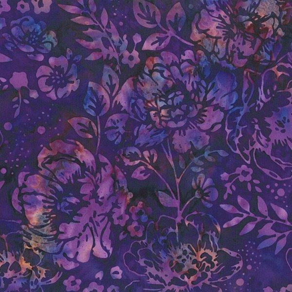 Hoffman S2363-N45 New Grape Batik
