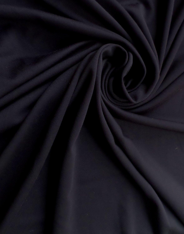 Ponte Knit Black