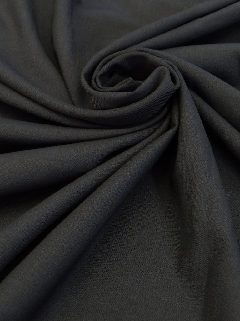 Steel Gray Cady Stretch Suiting
