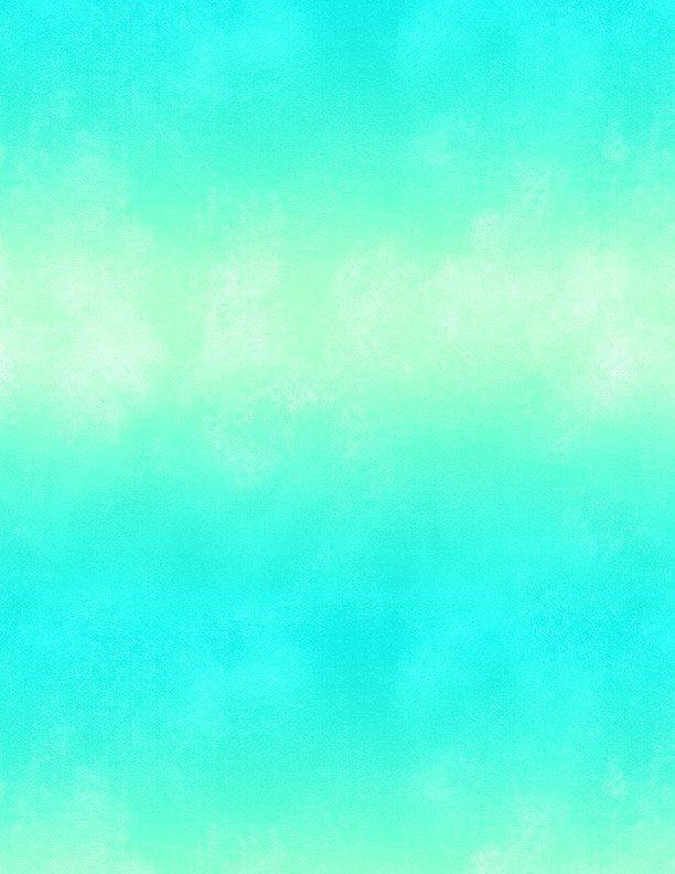 Ombre Washart Seafoam