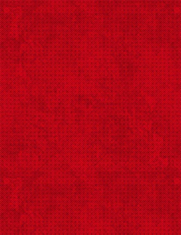 Criss-Cross Texture Dk. Red