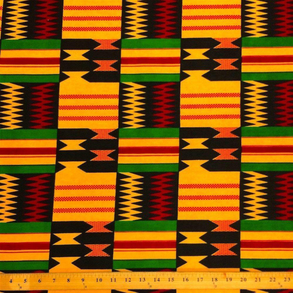 Kente African Print 19004