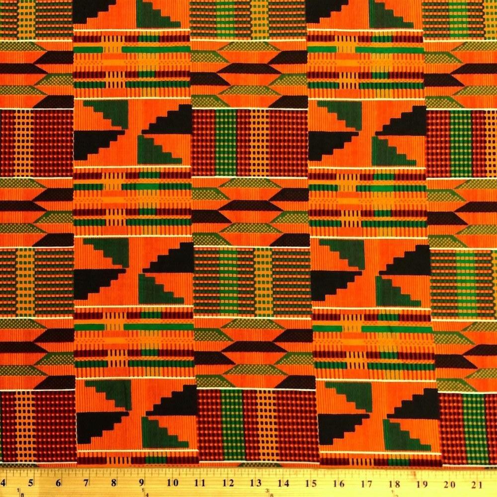 Kente African Print 19006