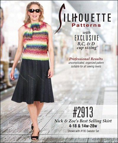 Nick & Zoe's Best Selling Skirt
