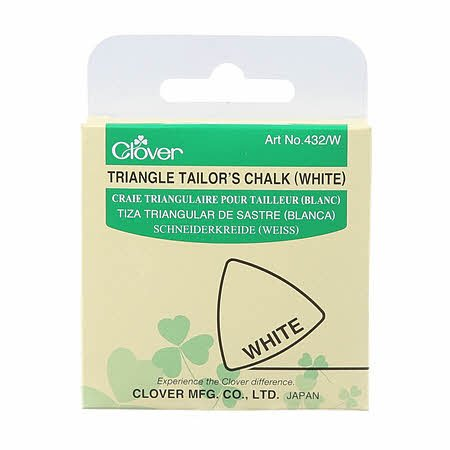 Triangle Tailors Chalk White