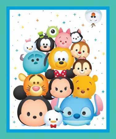 Disney Tsum Tsum Panel