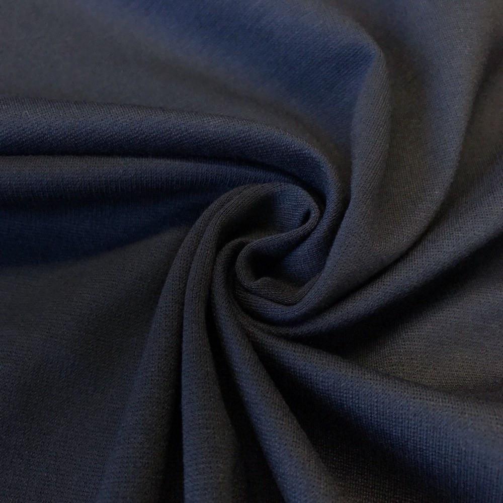 Slate Gray Polyester/Lycra Ponte Knit