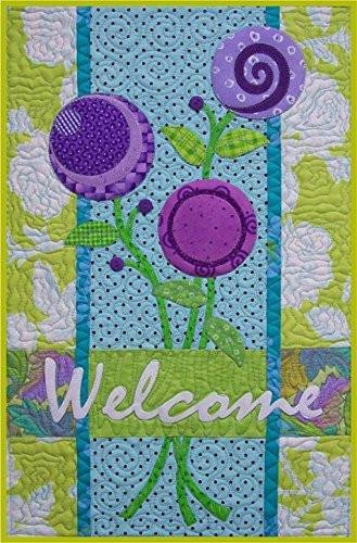 A Blooming Welcome Quilt