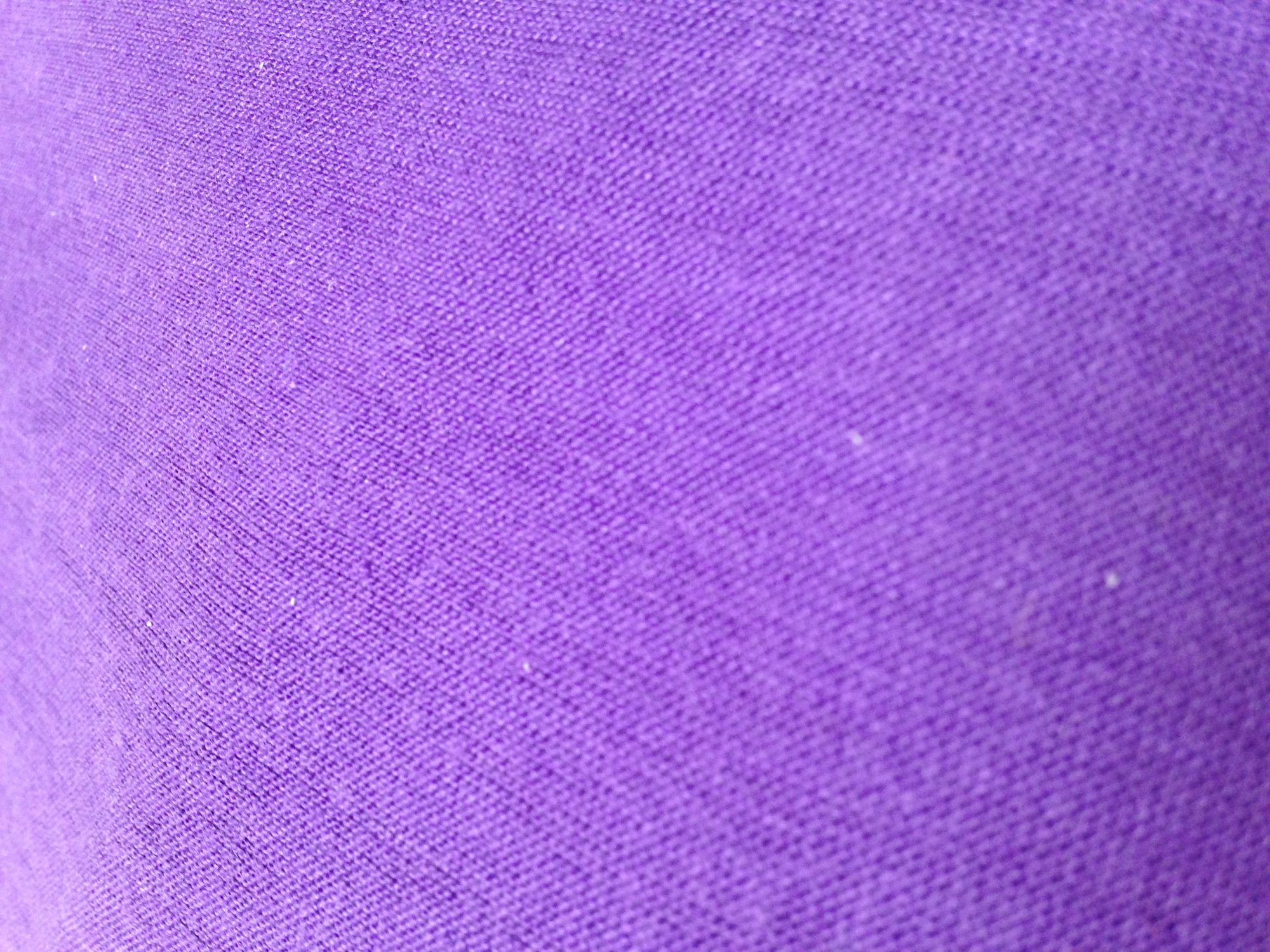 Purple Rayon Jersey Knit
