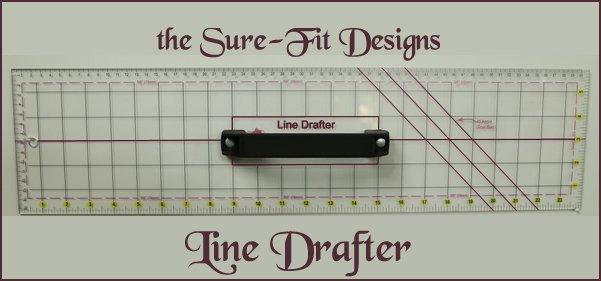 Line Drafter- Ruler
