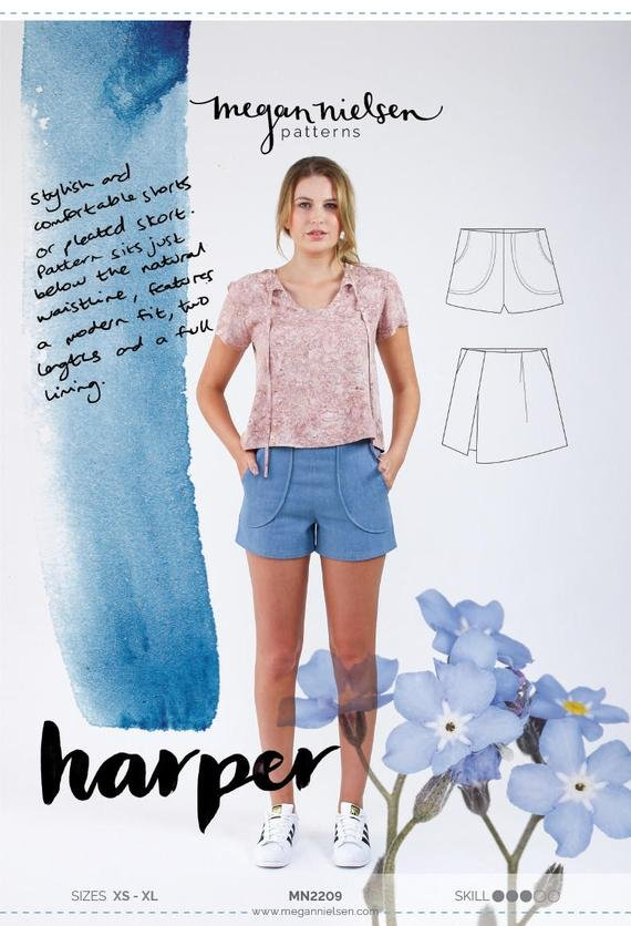 Megan Nielsen Harper