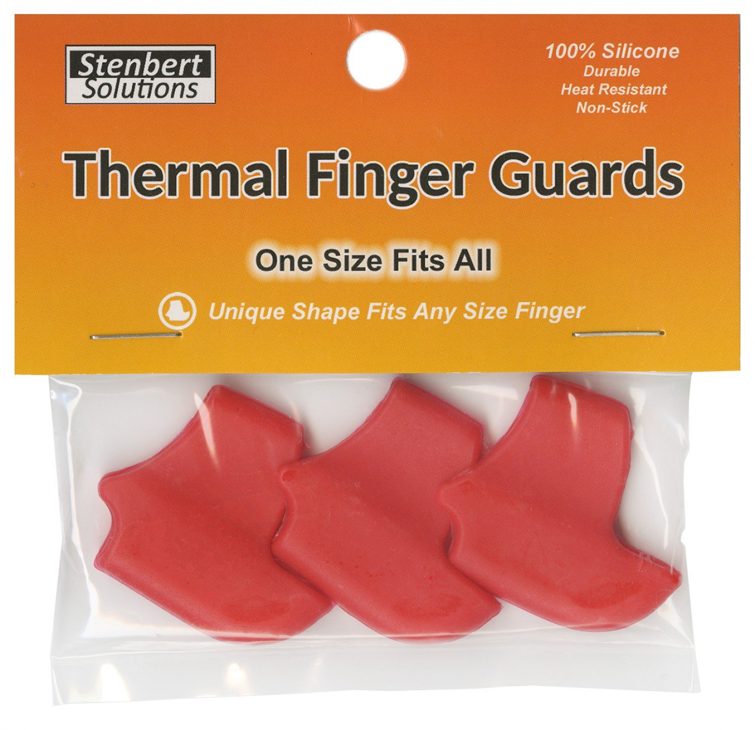 3 Thermal Finger Guards
