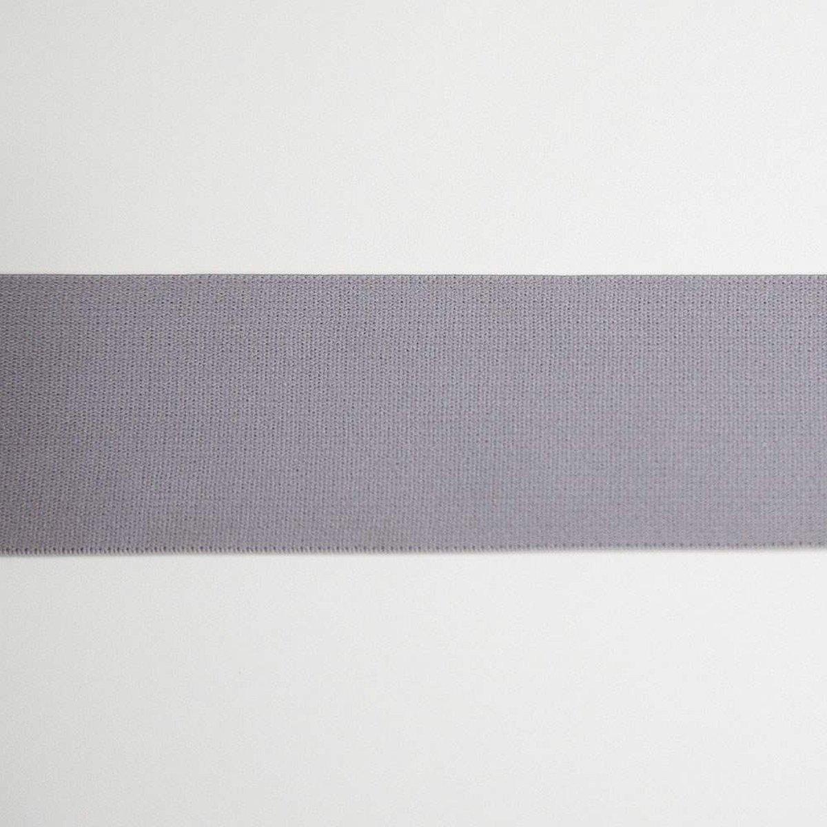 2 inch Waistband Elastic Gray