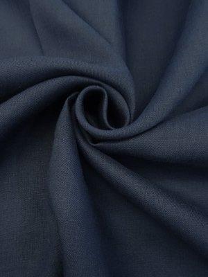Midnight Navy 100% Linen