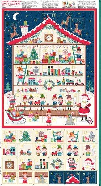 Christmas Countdown Calendar Kit