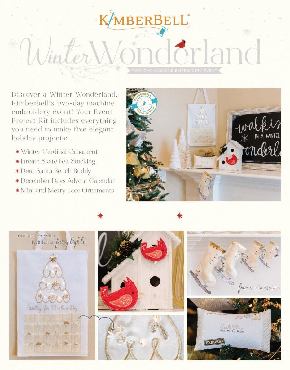 KimberBell - Winter Wonderland