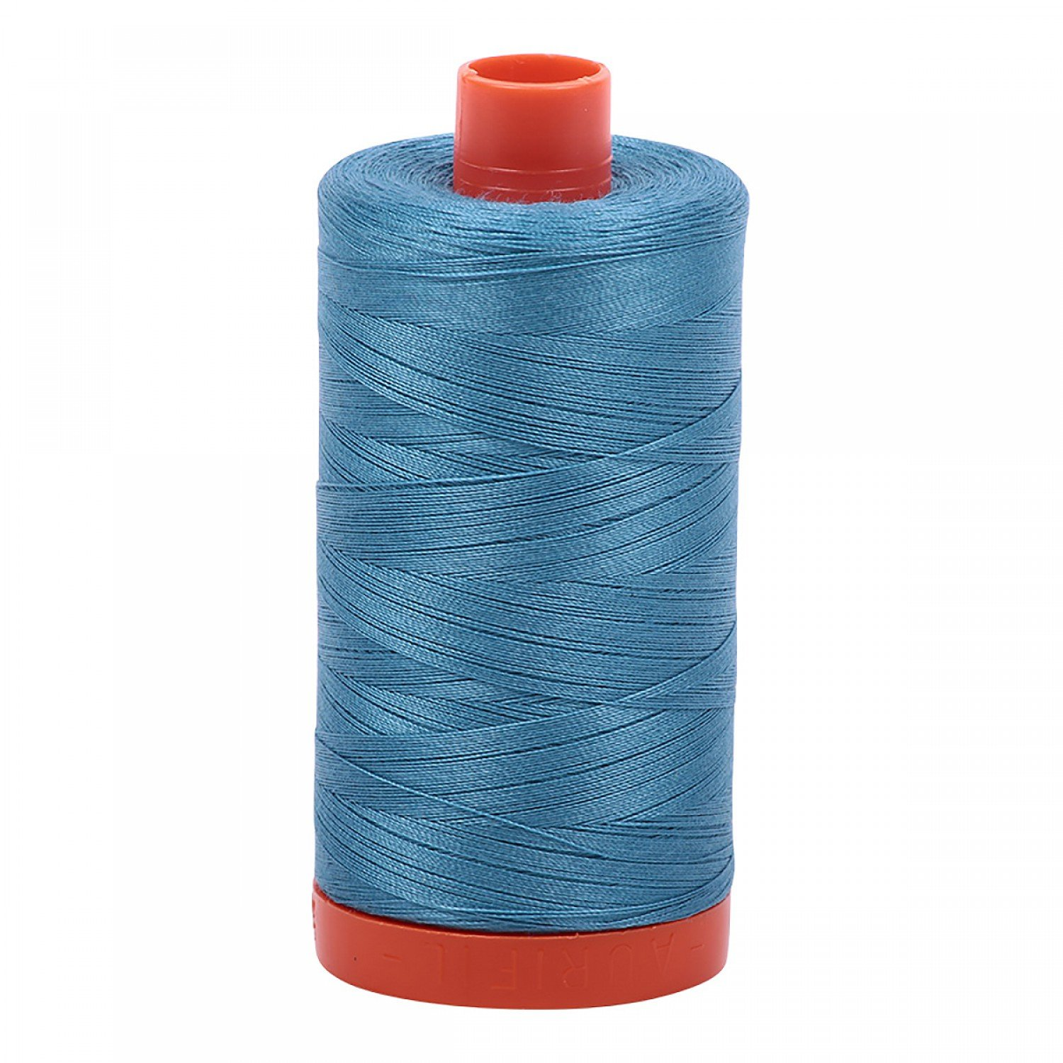 Aurifil 2815 - Mako Cotton Thread Solid 50wt 1422yds Teal