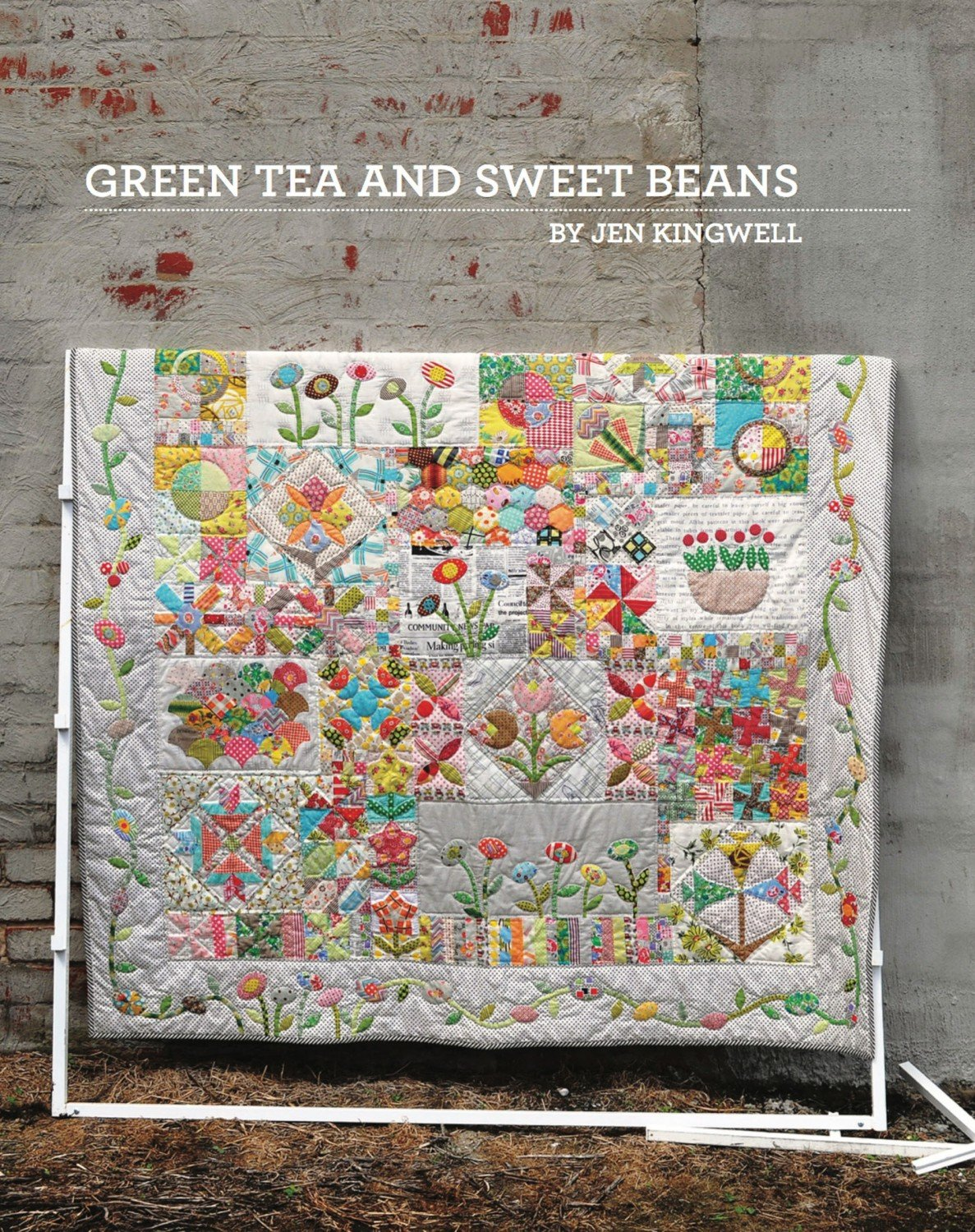 Green Tea & Sweet Beans Booklet