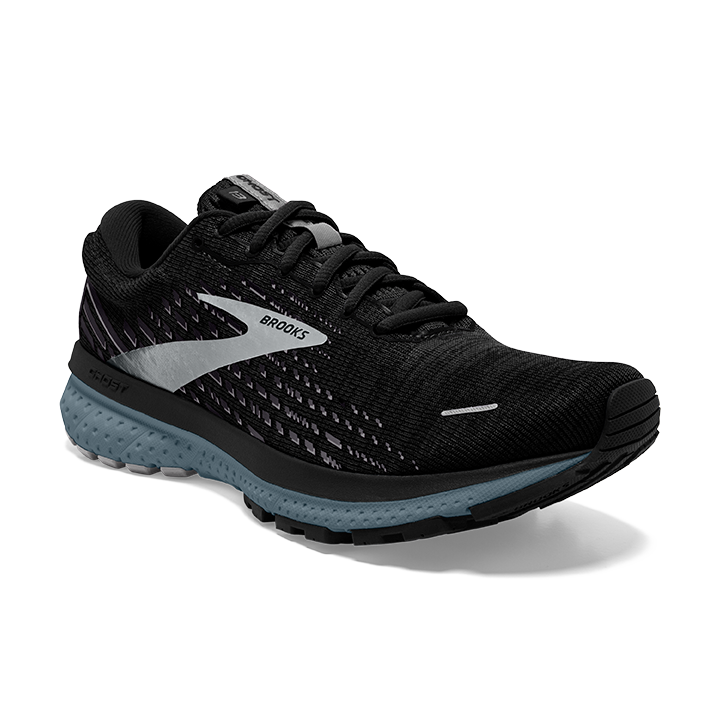 Men's Ghost 13 - Black/Grey/Stormy