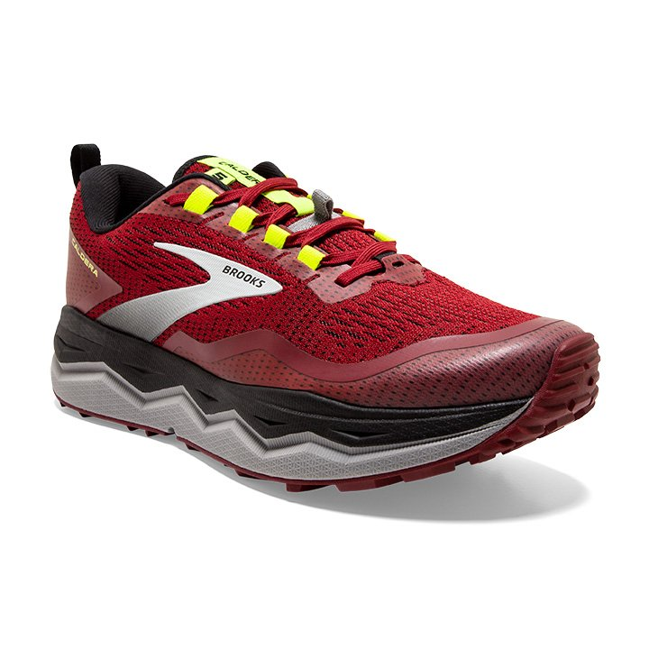 Men's Caldera 5 - Red/Black/Nightlife (631)