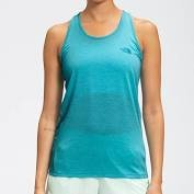 Women's Wander Tank - Medium - MAUIBLUEHEATHER/MAUI BLUE
