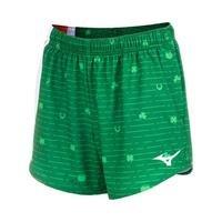 Women's 5 Short - Paddy Green