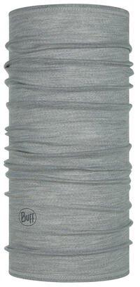 Lightweight Merino Wool Grey Buff