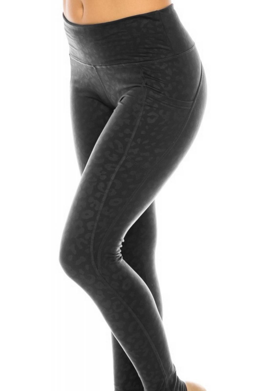 Leopard Print Legging